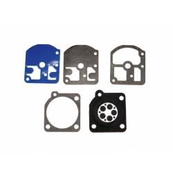 Kit membrane joint pour carburateur Zama GND7
