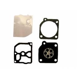 Kit membrane joint pour carburateur Zama GND29