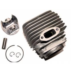Kit cylindre piston pour tronçonneuse Husqvarna 501658571 / 503611071
