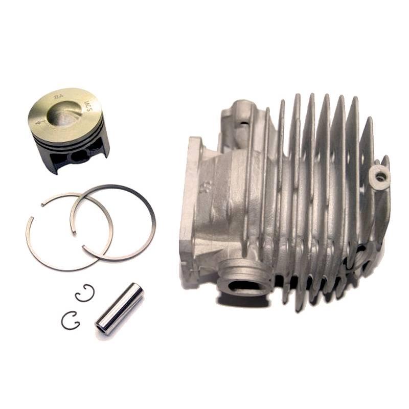 Kit cylindre piston pour tron onneuse stihl 11180201202 - Tronconneuse stihl pieces detachees ...