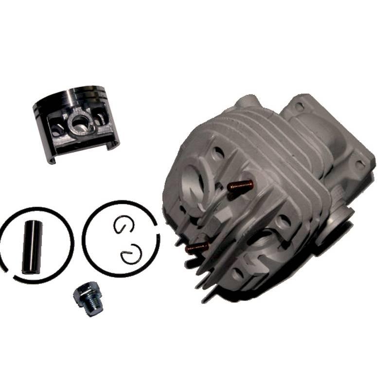Kit cylindre piston pour tron onneuse stihl 11210201208 - Tronconneuse stihl pieces detachees ...