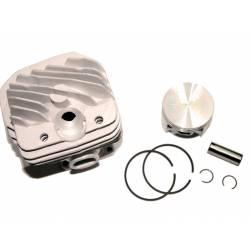 Kit cylindre piston pour tronçonneuse Stihl 11280201227