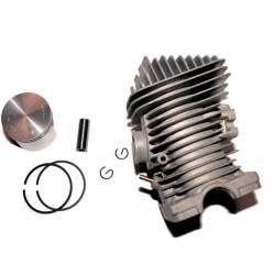 Kit cylindre piston pour tronçonneuse Stihl 11230201209