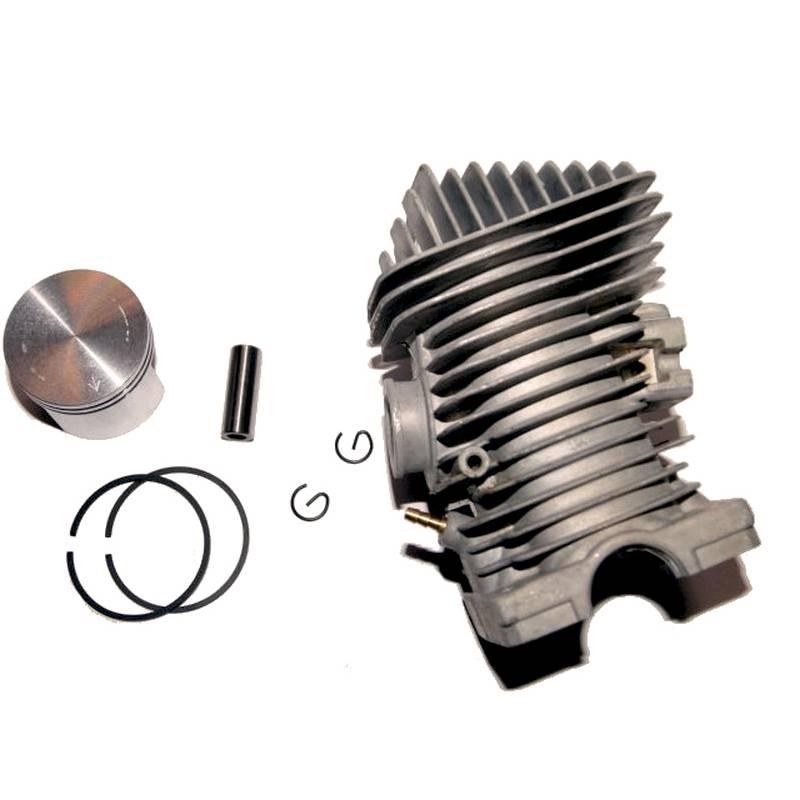 Kit cylindre piston pour tron onneuse stihl 11230201209 - Tronconneuse stihl pieces detachees ...