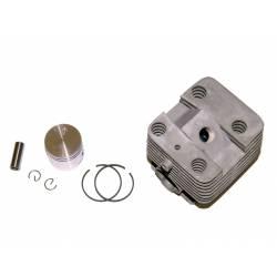 Kit cylindre piston pour débroussailleuse Stihl 41340201213