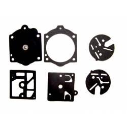 Kit membrane joint pour carburateur Walbro D1HDC / D10HDC / 350503