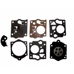Kit membrane joint pour carburateur Walbro D1SDC / D3SDC / D10SDC