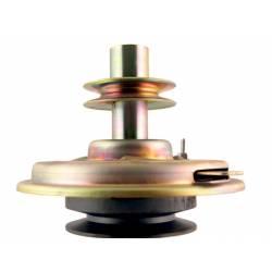 Embrayage de lame pour tondeuse autoportée Husqvarna 408579 / 532408579